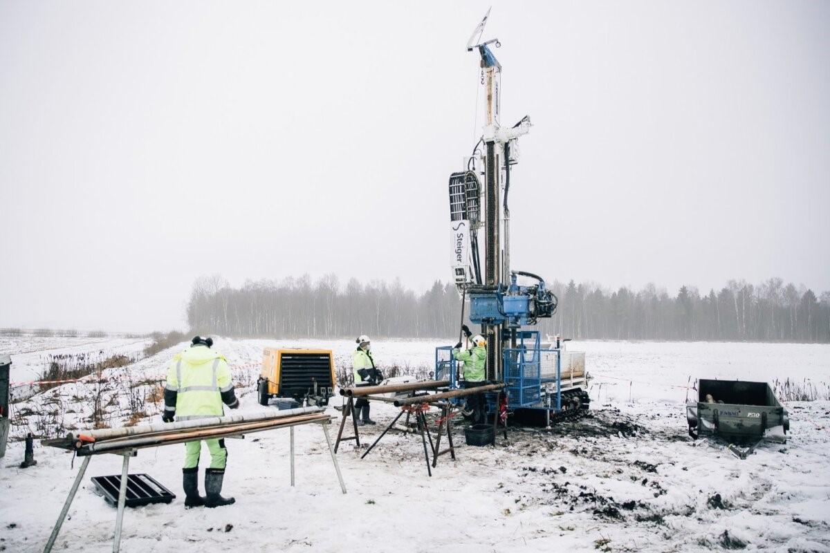 A recent survey showed high-quality building limestone in Jõelähtme municipality